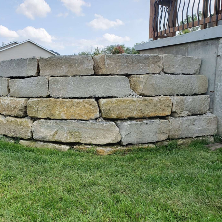 retaining walls in manhattan ks