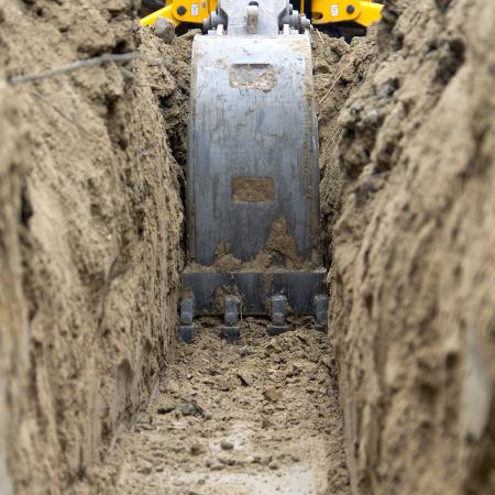 utilities trenching service manhattan ks