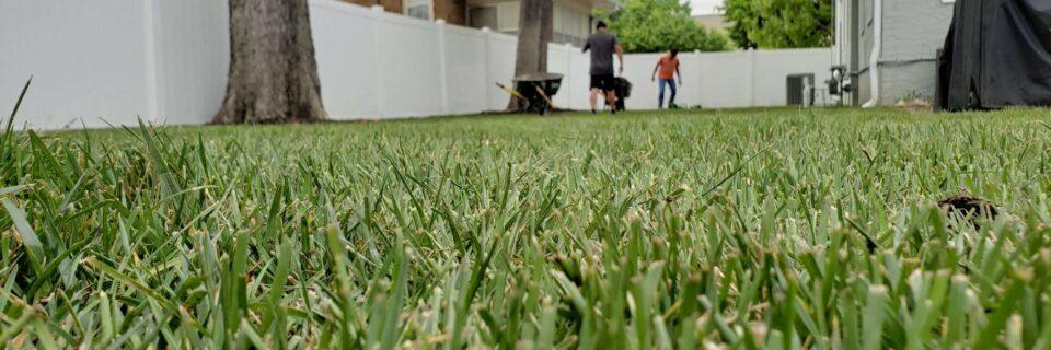 Creating Beautiful Yards in the Manhattan, KS area  GET A FREE ESTIMATE