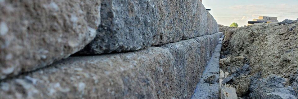 We Create Beautiful Retaining Walls  GET A FREE ESTIMATE